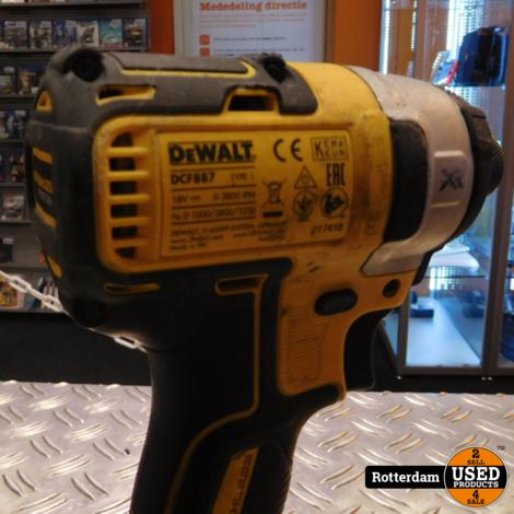 Dewalt DCF887 18v (5AH) XR Brushless