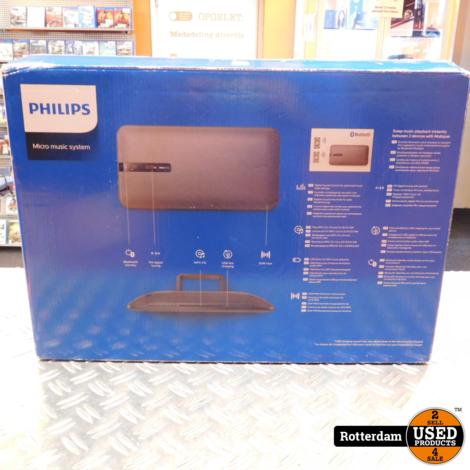 Philips Microset - Zwart BTM2660/12