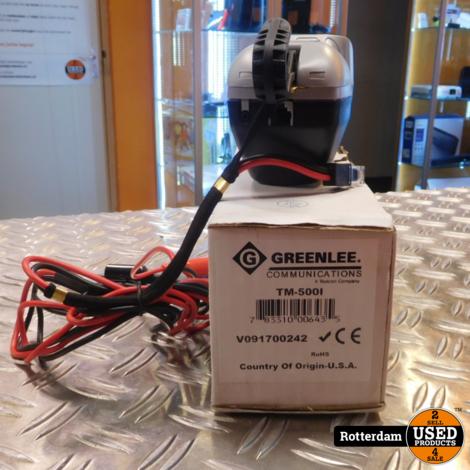 Greenlee Communications test telefoon