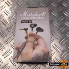 Marshall Headphones Mode EQ