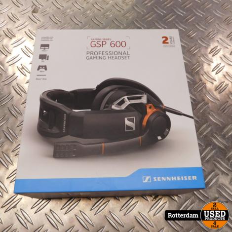 Sennheiser GSP 600 (game) koptelefoon