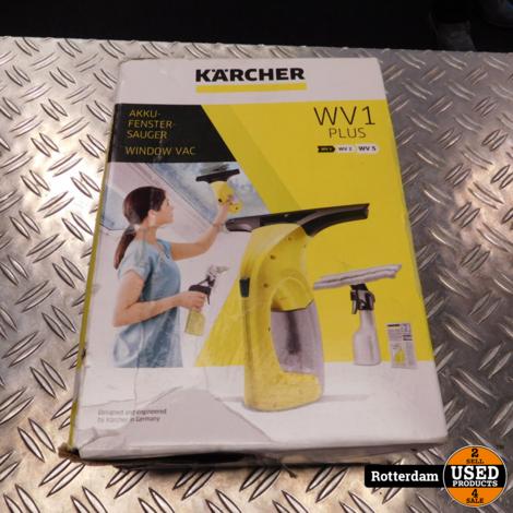 Karcher WV1 Plus