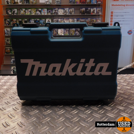 Makita boormachine DF333D + 2 acuu's/acculader