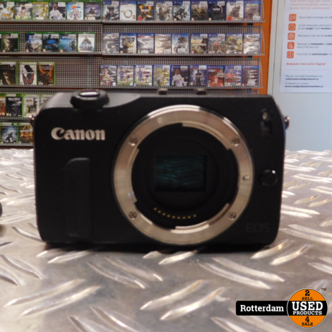 Canon EOS M | zonder lens