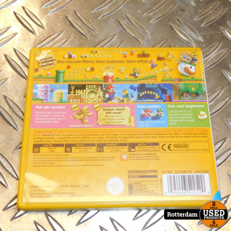 Nintendo 3ds | Super Mario Bros. 2