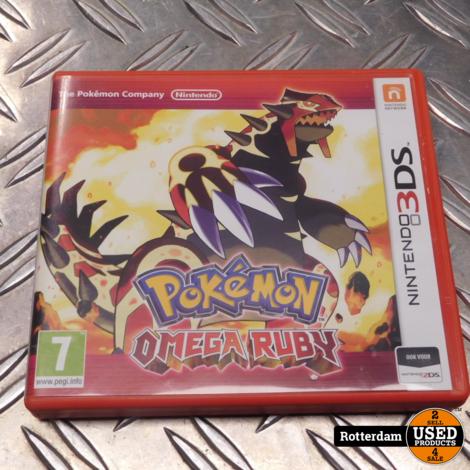 Nintendo 3ds | Pokemon Omega Ruby