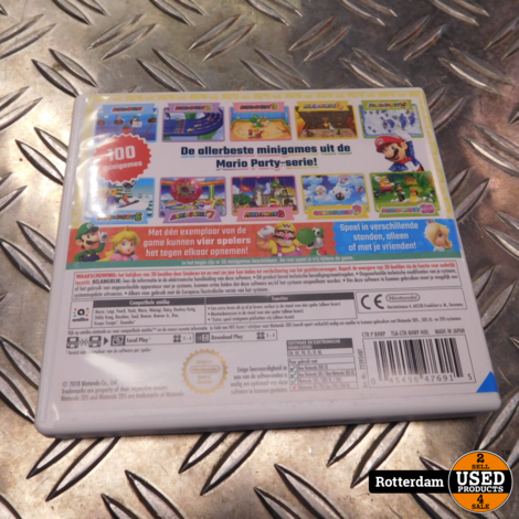 Nintendo 3DS | Mario Party The Top 100