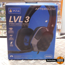 PS4 Afterglow lvl 3 headset