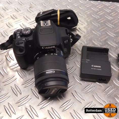 Canon EOS 700D | 18-55mm Lens