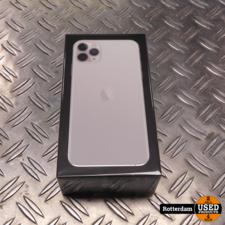 iPhone 11 Pro 512GB Silver *Nieuw*
