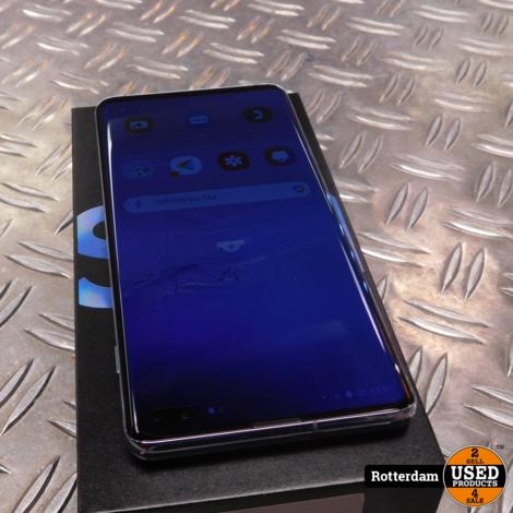 Samsung galaxy s10+ Zo goed als nieuw