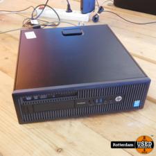 HP ProDesk 600 G1 | i3-4160 | 4GB werkgeheugen | 500GB Opslag