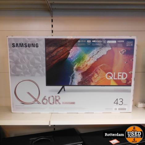 Samsung QLED 43Q60R Zwart
