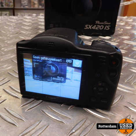 Canon SX420 IS Camera