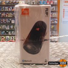 JBL Flip 5 Zwart | Nieuw