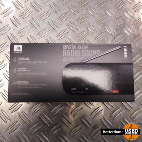 JBL Tuner 2 Radio | Nieuw