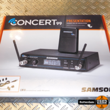 Samson Concert 99 LM10 Presentation