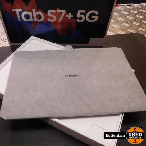 Samsung Galaxy Tab S7 Plus 128GB Wifi + 5G Zwart