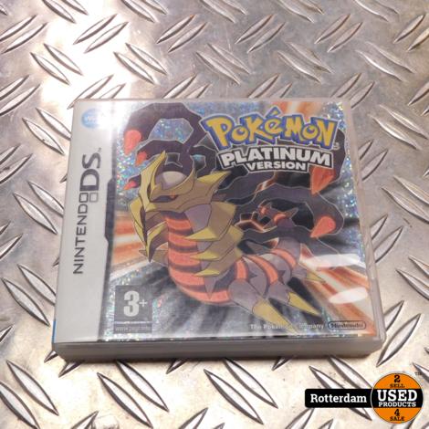 Pokemon Platinum Version