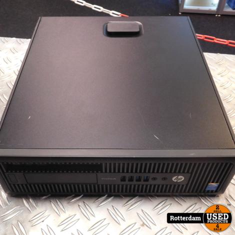 HP Prodesk 600 G1 | i5-4590 | 4GB Werkgeheugen | 500GB Opslag