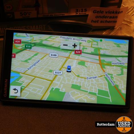 Garmin DriveSmart 55 & Live Traffic (Europa)