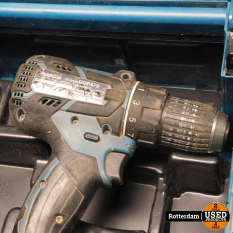 Makita DDF470- 14,4 V Schroefmachine
