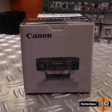 Canon EFS 24mm Lens