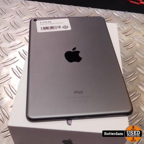 iPad mini 5 (2019) met factuur