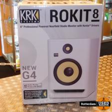 KRK Rokit RP8 G4 White Noise *NIEUW*