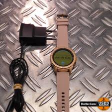 Samsung Galaxy Watch 42 mm goud / roze