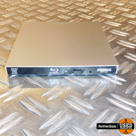 Blueray speler extern (Incl. USB-C en USB 2.0 kabel)