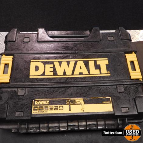 Dewalt D25033 boormachine