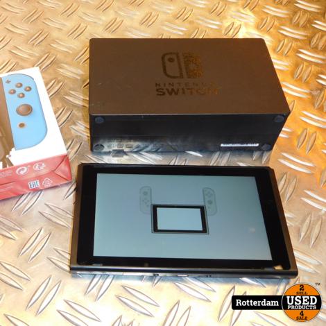 Nintendo Switch blauw / rood