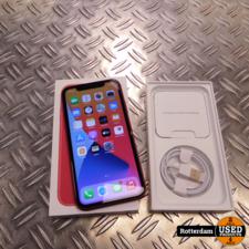 iPhone 11 Rood 64GB