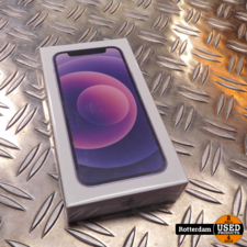 iPhone 12 Mini 64GB Purple NIEUW
