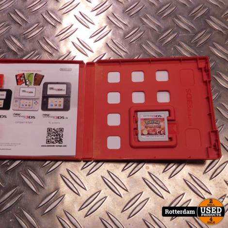 Nintendo 3ds : Pokemon Omega Ruby