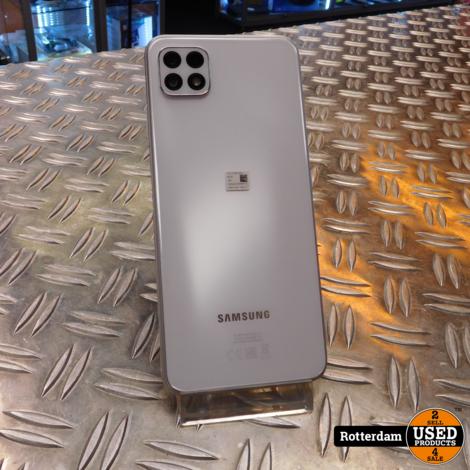 Samsung Galaxy A22 5G 64GB opslag Wit