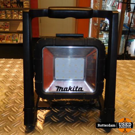 Makita DML805 14,4-18V Li-Ion accu LED lamp