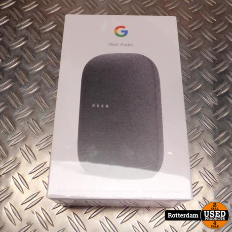 Google Nest Audio - Charcoal *Nieuw*