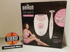 Braun Silk Epil 3 2 Extra Roze // Nieuw