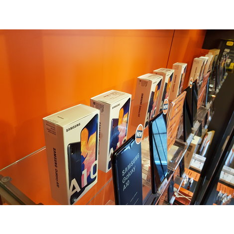 Samsung Galaxy A10 32GB Zwart // Nieuw