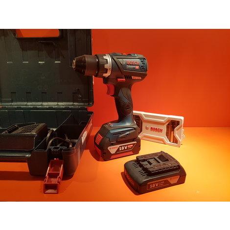 Bosch GSR 18v-60 C Accuschroefboormachine 18V 5.0Ah // Nieuwstaat