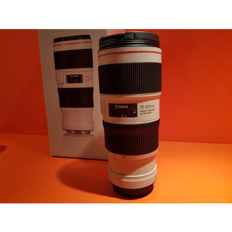 Canon EF 70-200mm F/4 IS ll USM // Nieuw