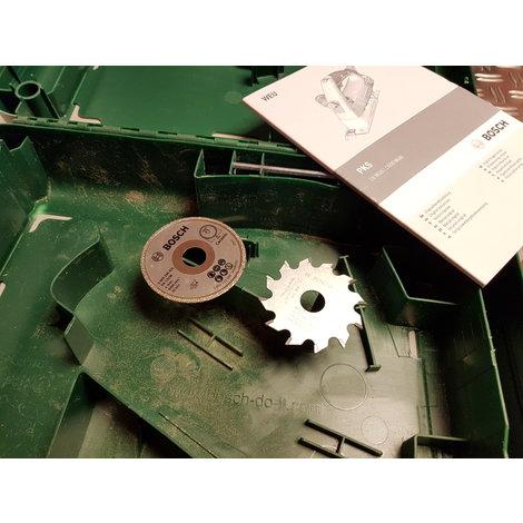 Bosch cirkelzaag PKS 16