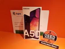 Samsung Galaxy A50 128GB Black // Nieuw