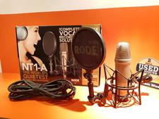 Rode NT1-A studiomicrofoon  // Topstaat
