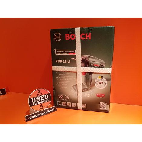 Bosch PDR 18 LI // Zonder Accu // Nieuw