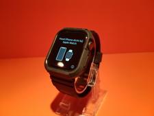 Apple Watch 4 44MM Black // Compleet en in Nieuwstaat