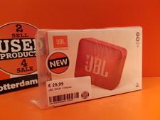 JBL GO2+ Rood // Nieuw