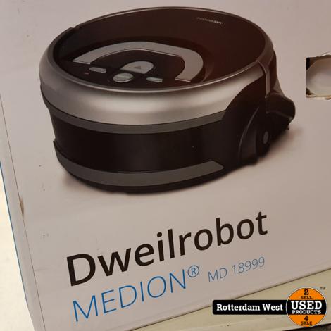 Medion Dweilrobot MD 18999 // Nieuw in doos